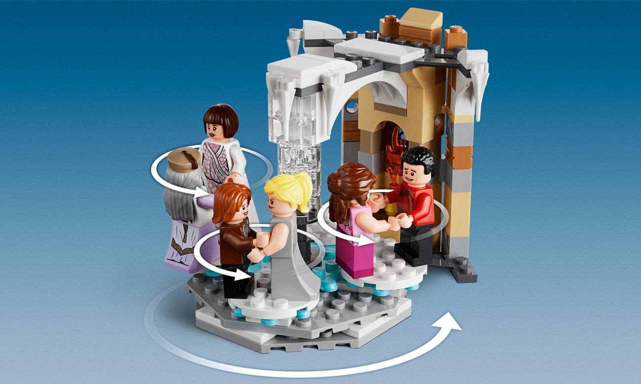 lego harry potter hogwart