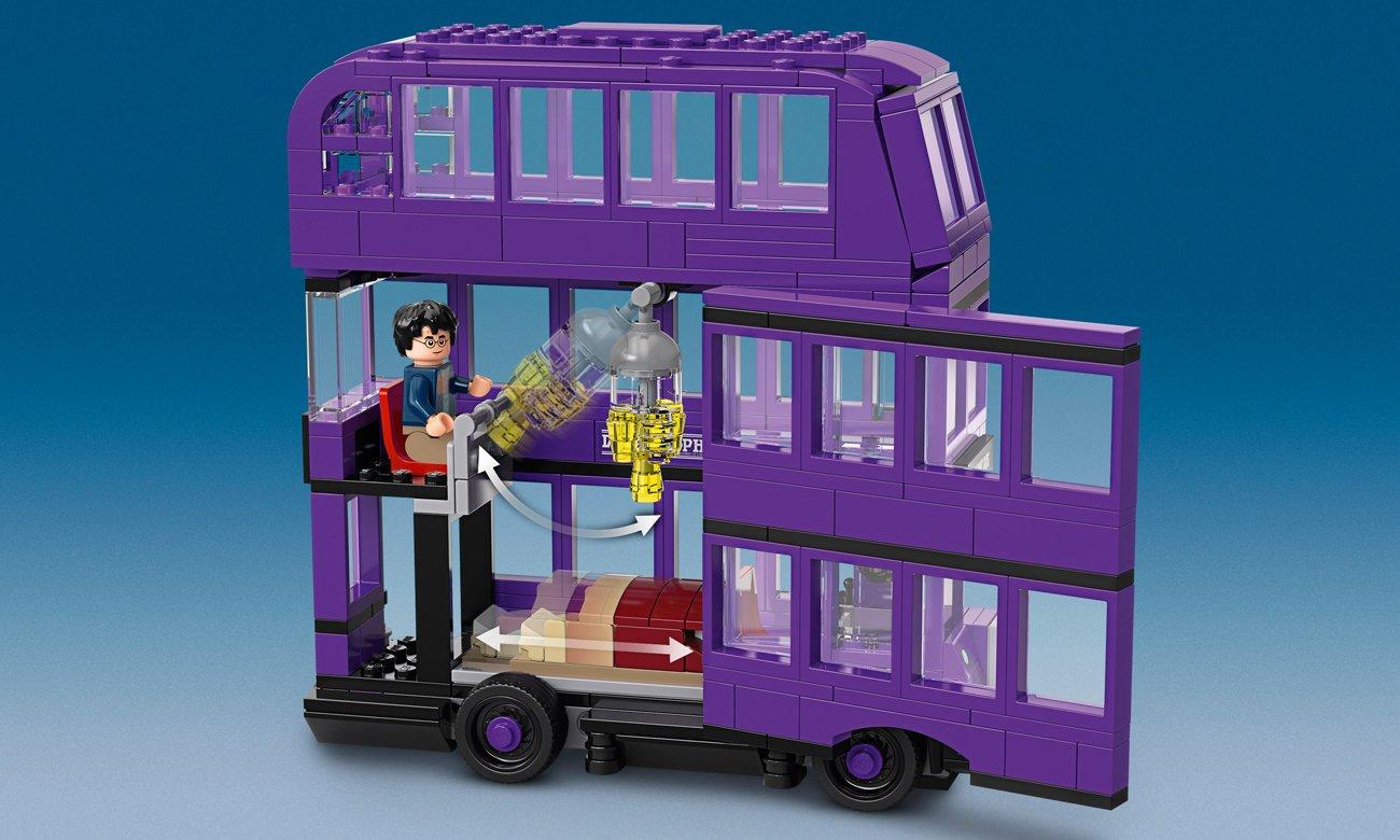 lego harry potter autobus