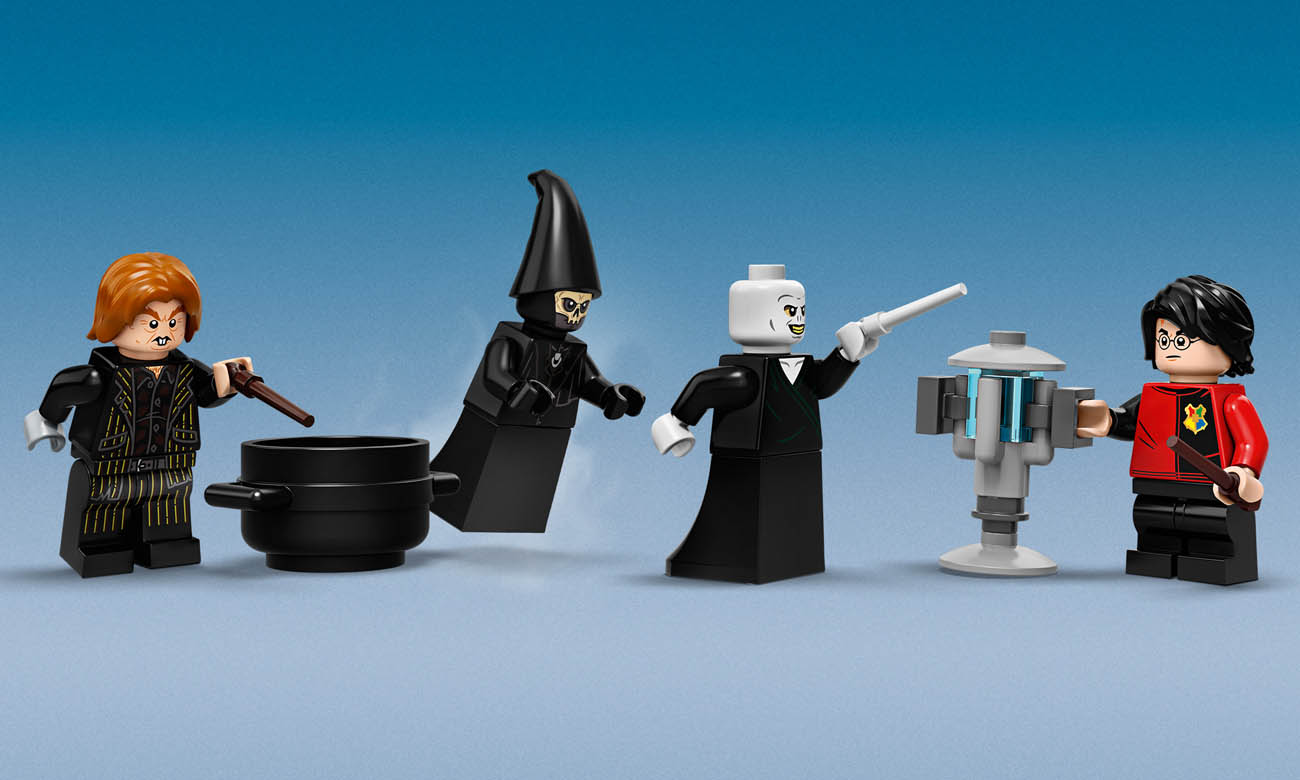 LEGO® Harry Potter™ 75965 Powrót Voldemorta™