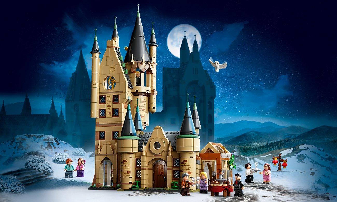 LEGO Harry Potter Wieża Astronomiczna w Hogwarcie
