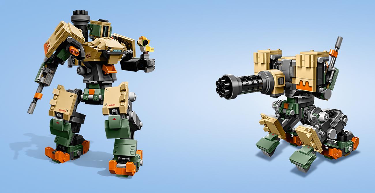 lego overwatch minifigurki