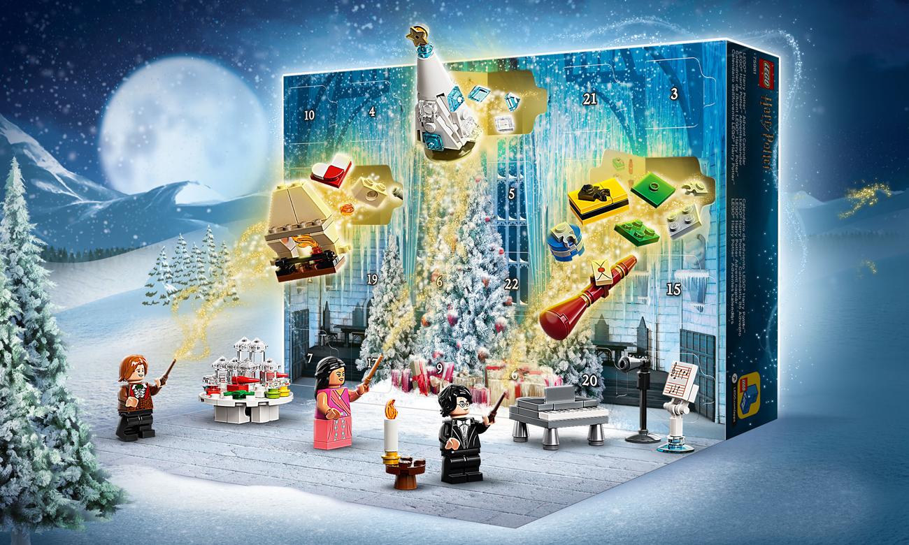 LEGO Harry Potter Kalendarz adwentowy