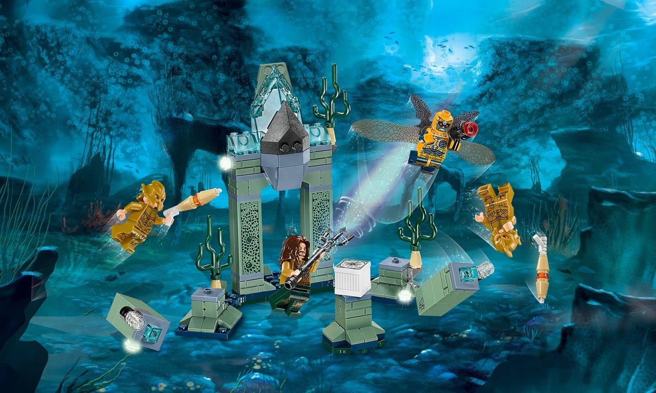 LEGO DC Comics Super Heroes Bitwa o Atlantis