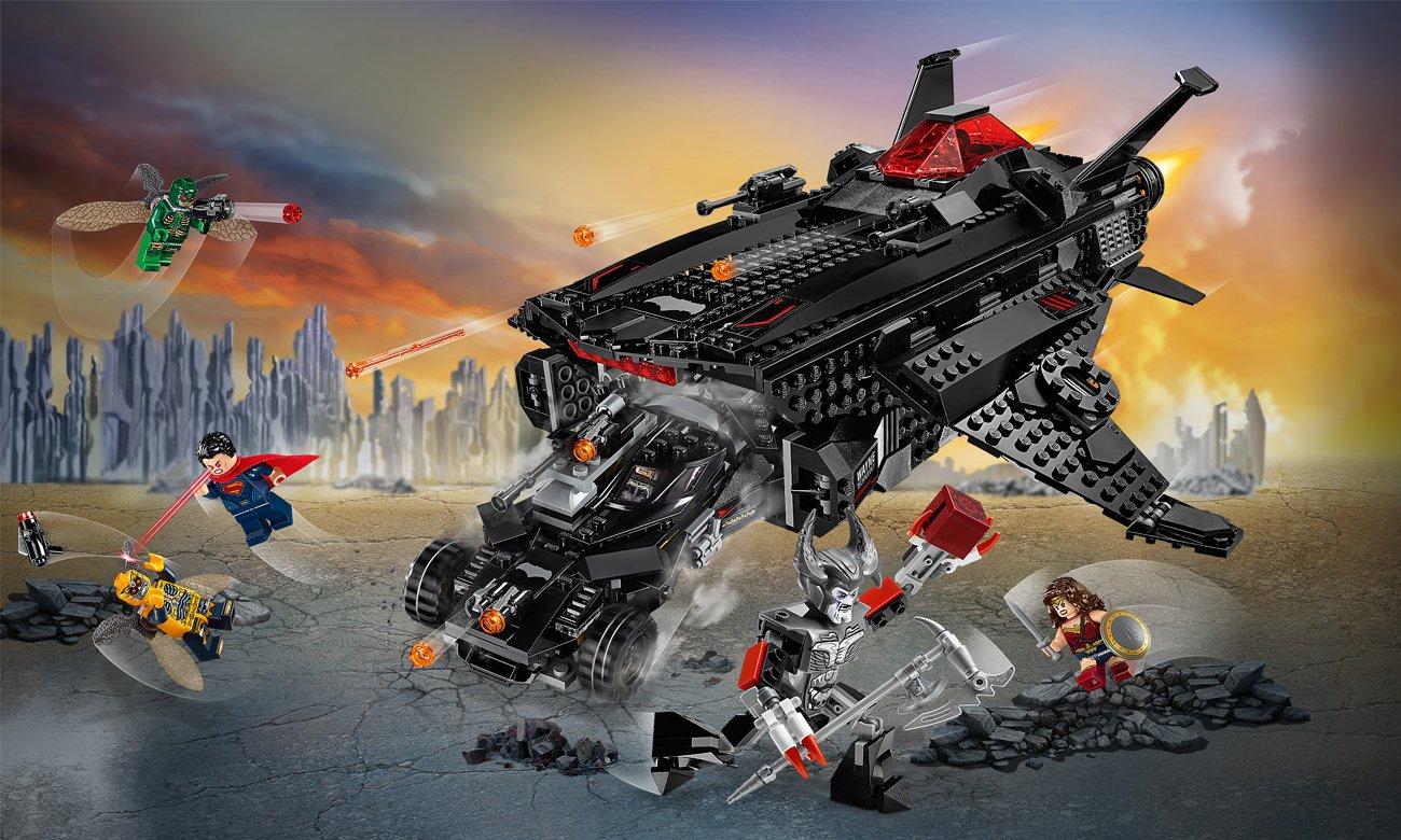LEGO DC Comics Super Heroes Atak powietrzny Batmobila