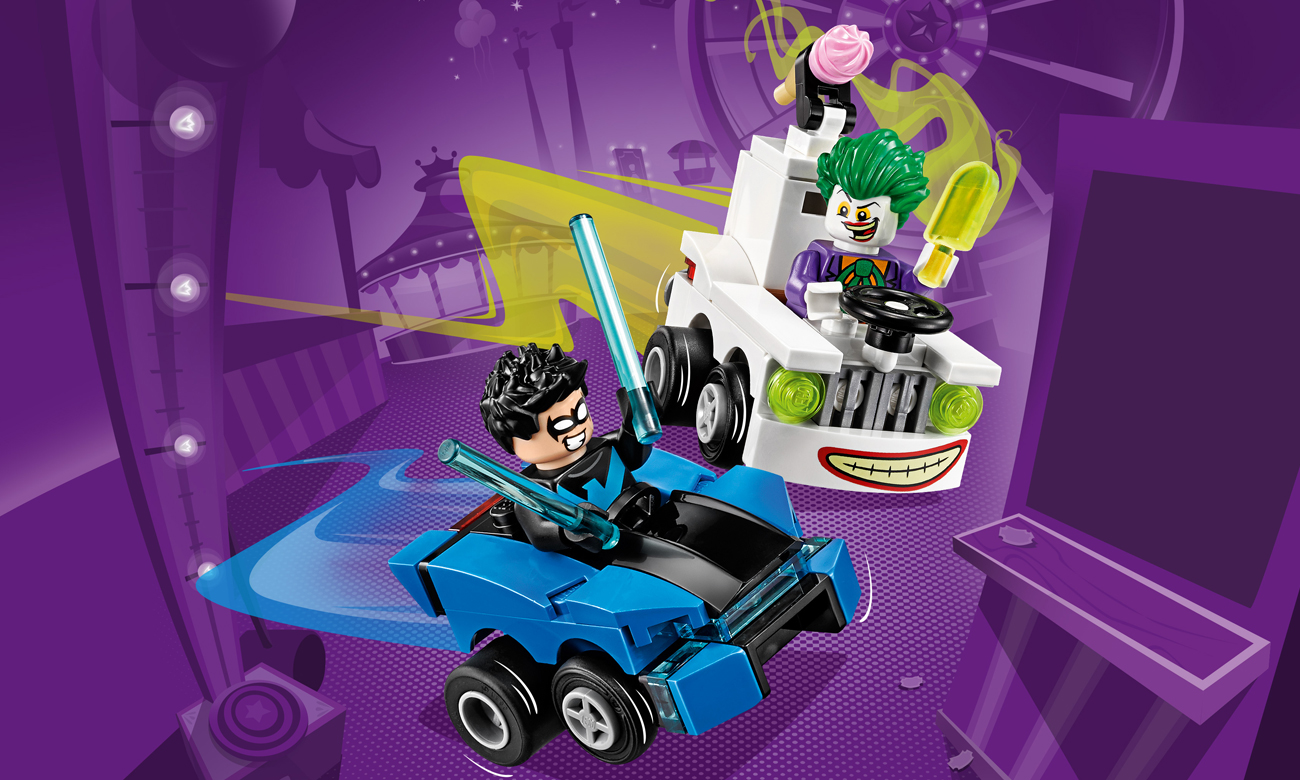 LEGO DC Comics Super Heroes Nightwing vs. The Joker