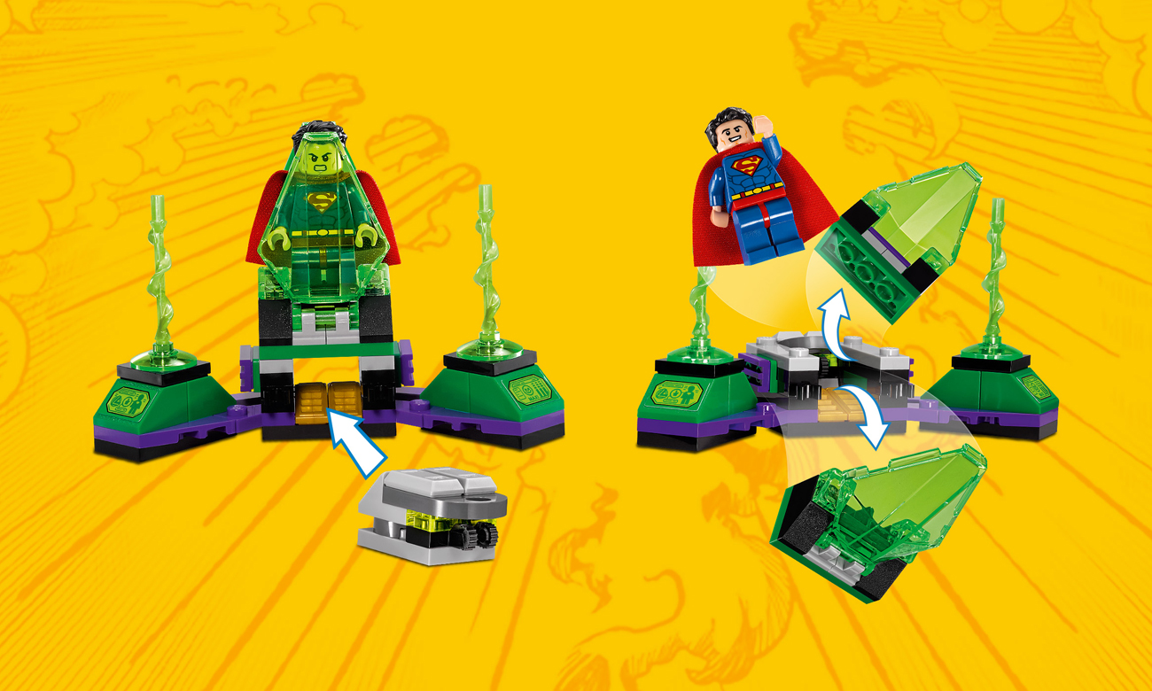 LEGO® superman