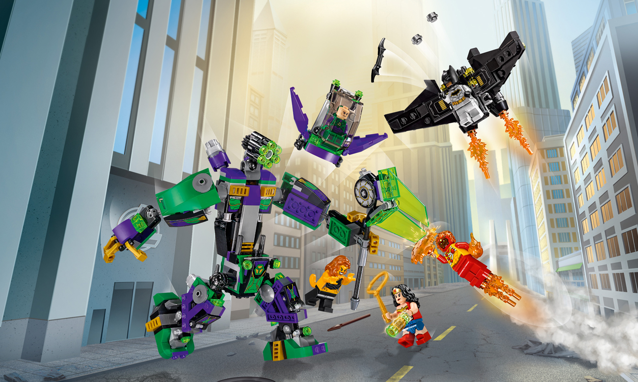LEGO® DC Comics Super Heroes batman