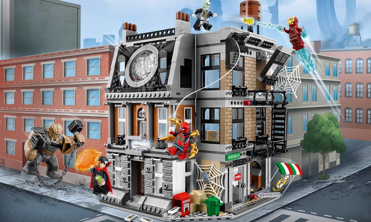 LEGO Marvel Super Heroes Starcie w Sanctum Sanctorum