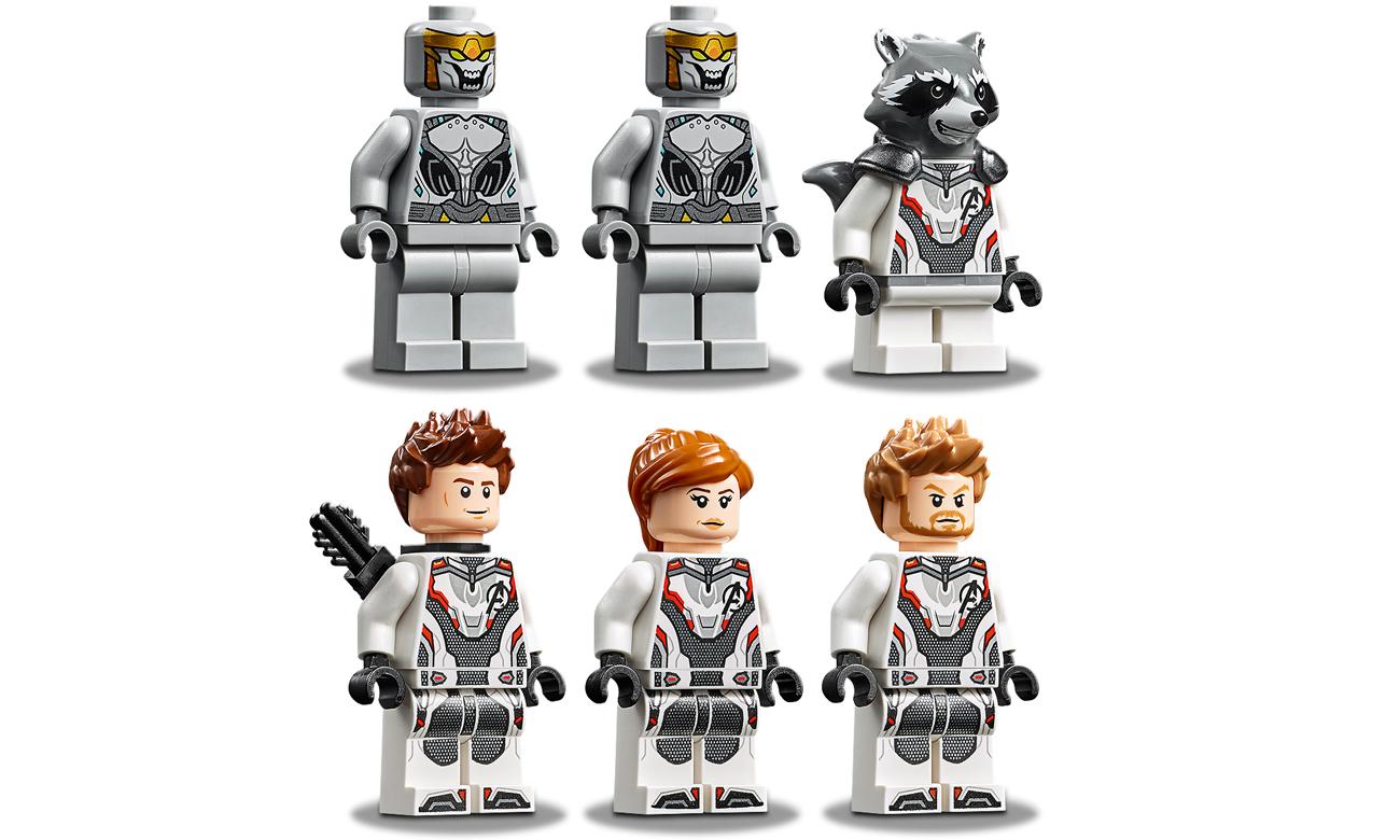 lego minifigurki marvel