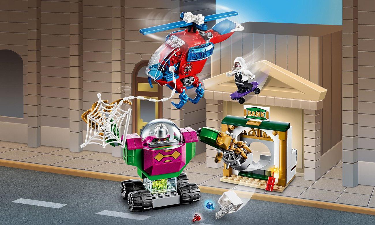 LEGO Marvel Spider-Man Groźny Mysterio