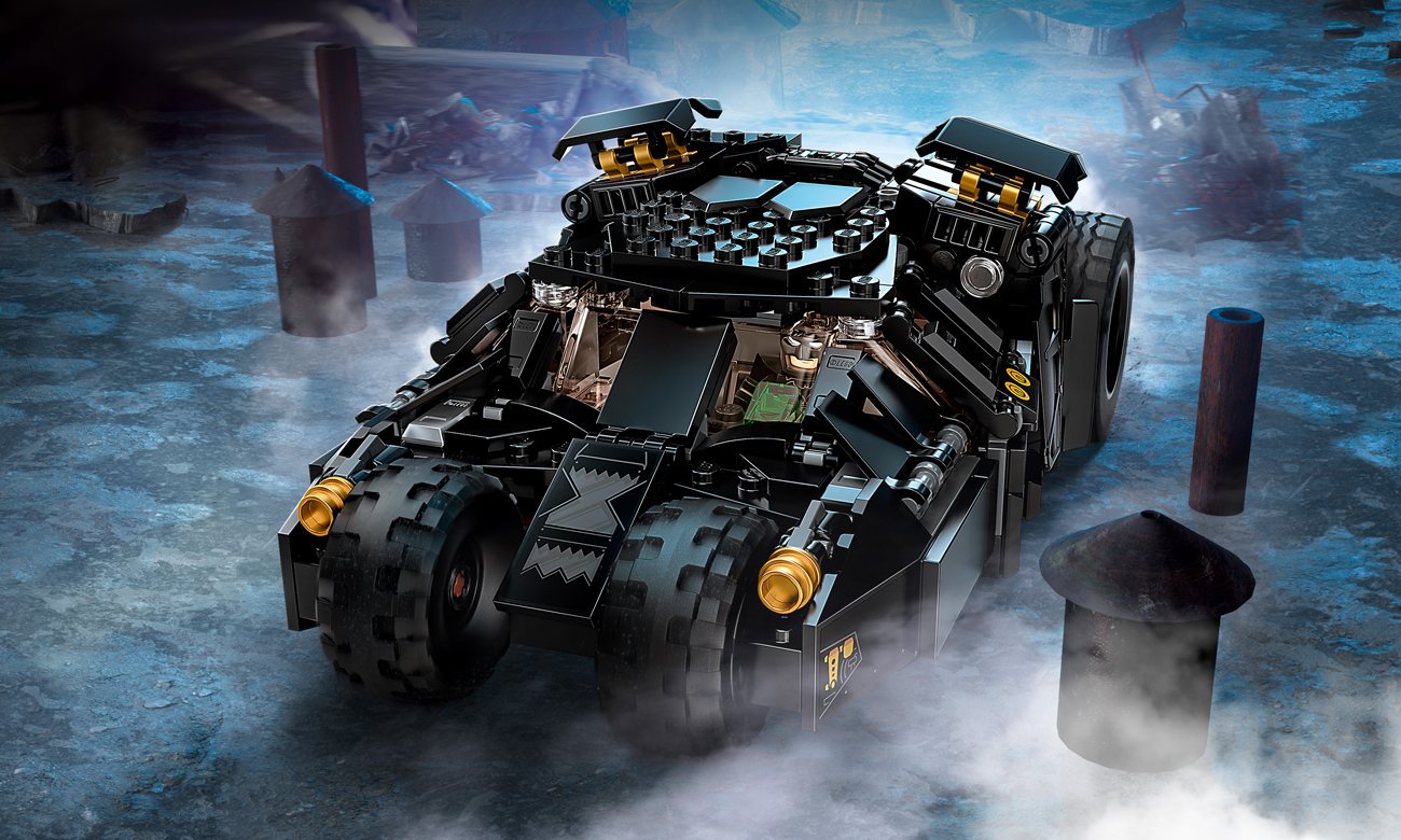 LEGO DC Batman Tumbler: starcie ze Strachem na Wróble