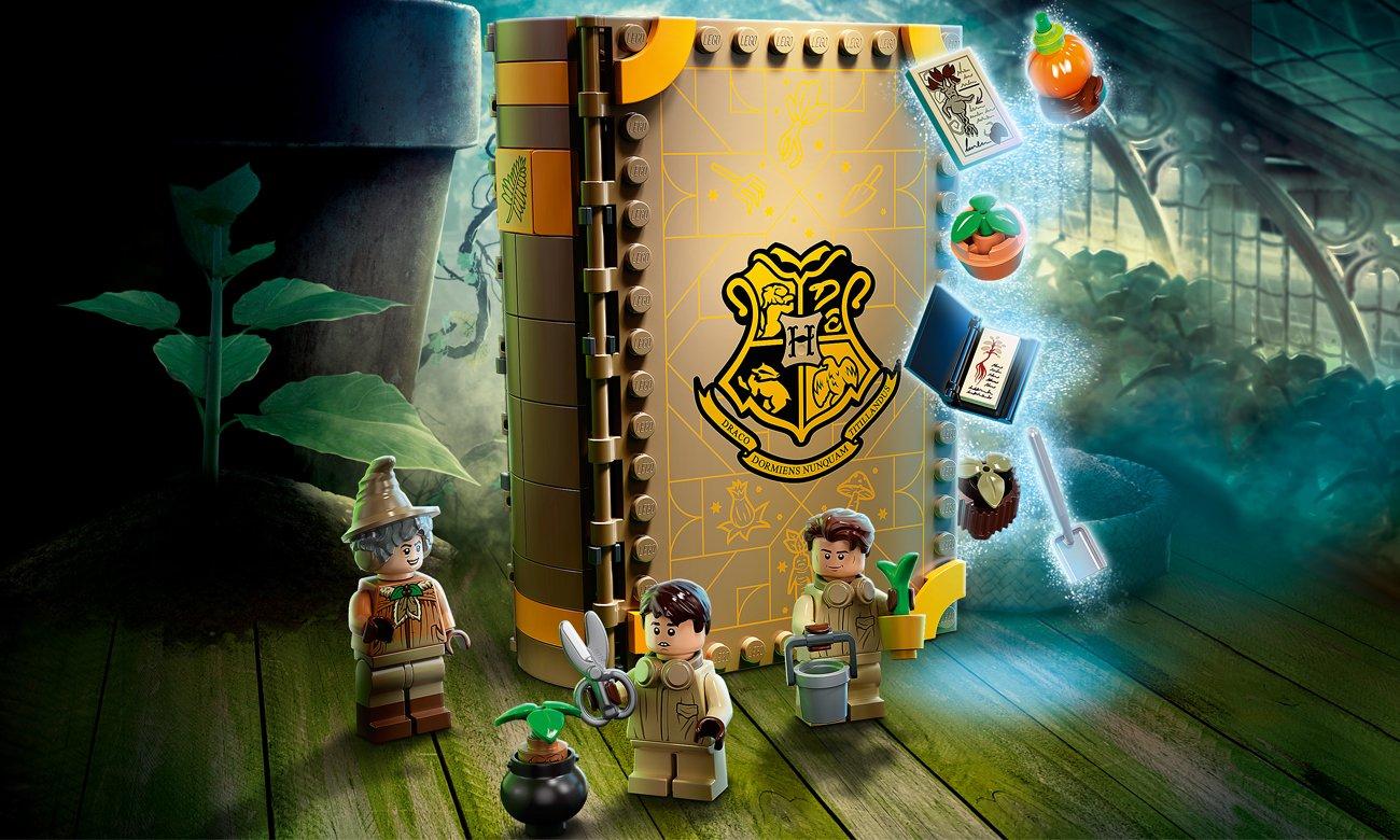 LEGO Harry Potter Chwile z Hogwartu: zajęcia z zielarstwa