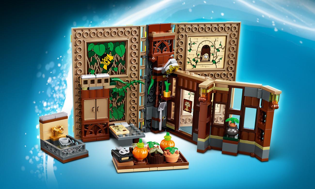 lego harry potter hogwart