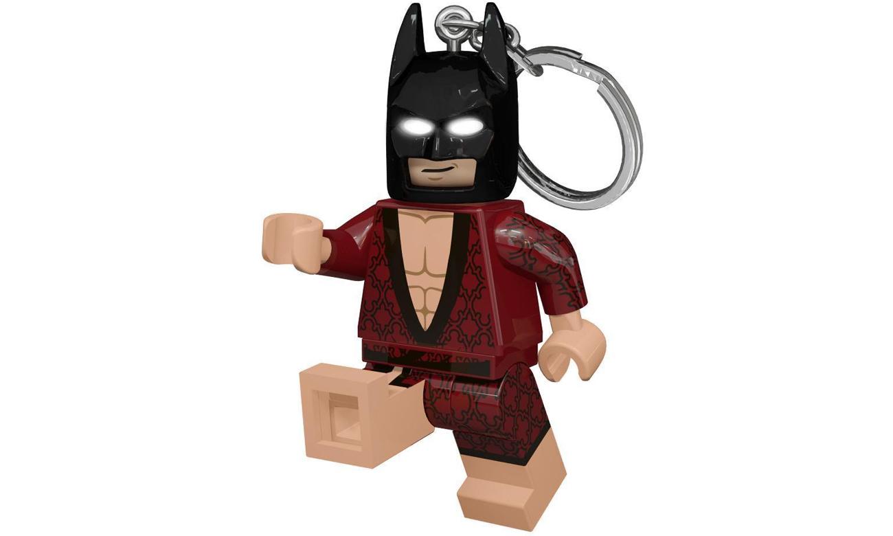 LEGO BATMAN MOVIE Brelok świecący Kimono Batman