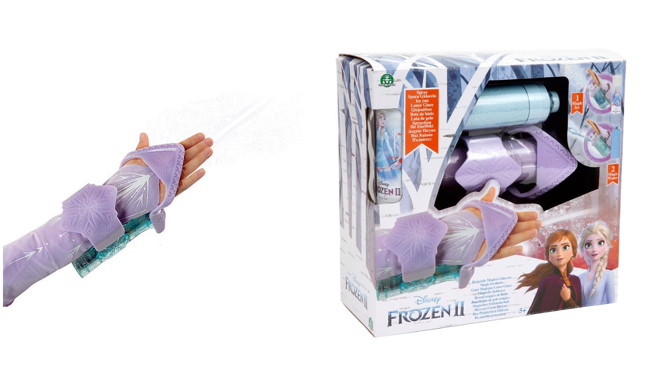 Disney Frozen 2 Moc Manicure Zestaw do paznokci