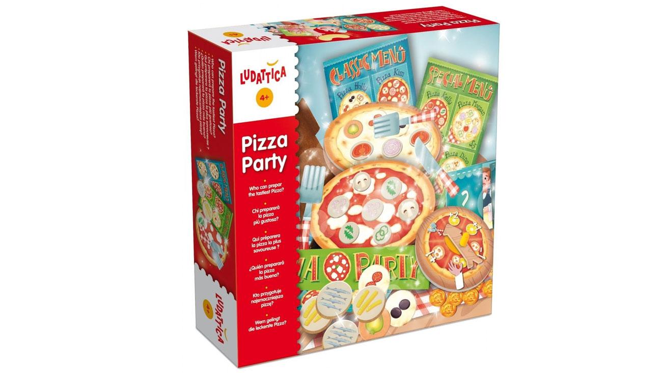 Lisciani Giochi pizza party
