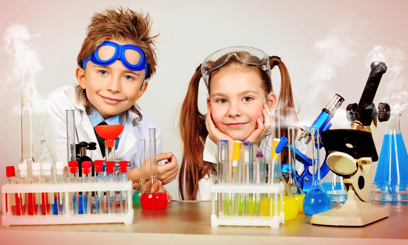 laboratorium chemiczne dla dzieci od 8 lat