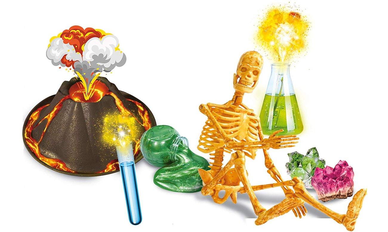 Lisciani Giochi Crazy Science Laboratorium szalonego naukowca
