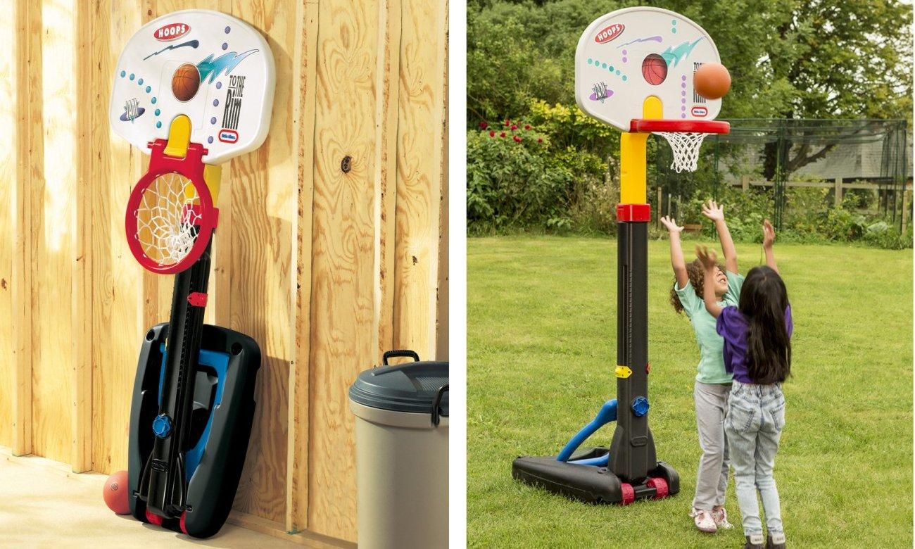 kosz dla dzieci koszykówka