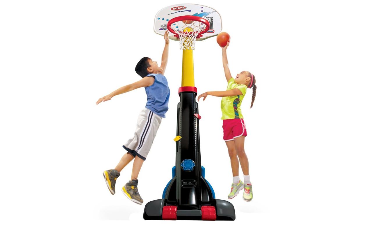 Little Tikes Koszykówka składana 0050743043390