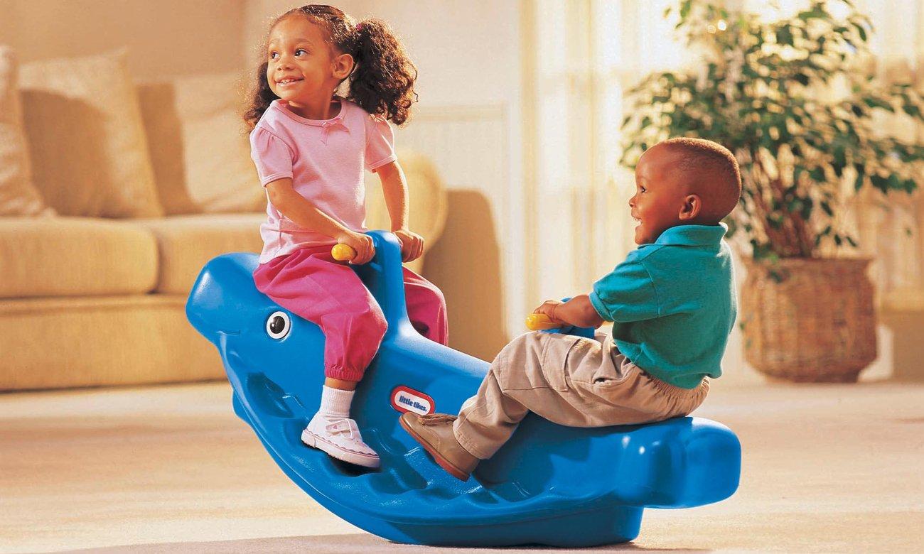 little tikes zabawka na biegunach dla dzieci