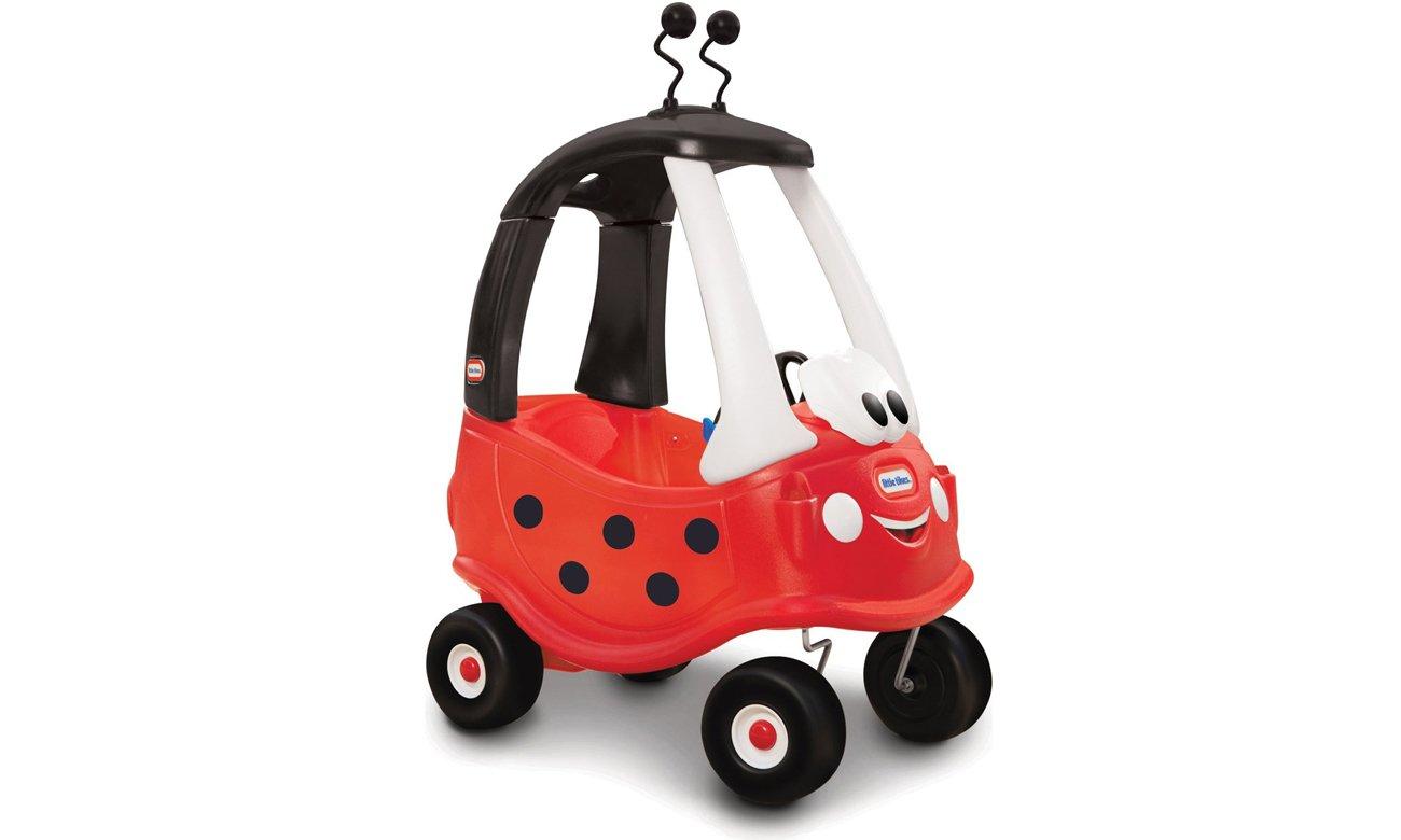 Little Tikes Jeździk Cozy Coupe Biedronka 0050743173059