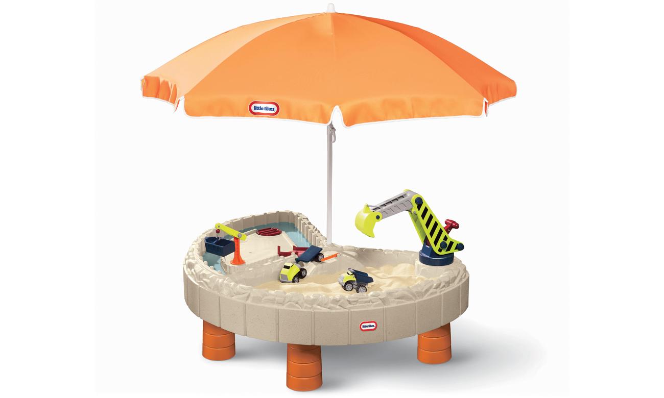 stół wodny piaskownica
