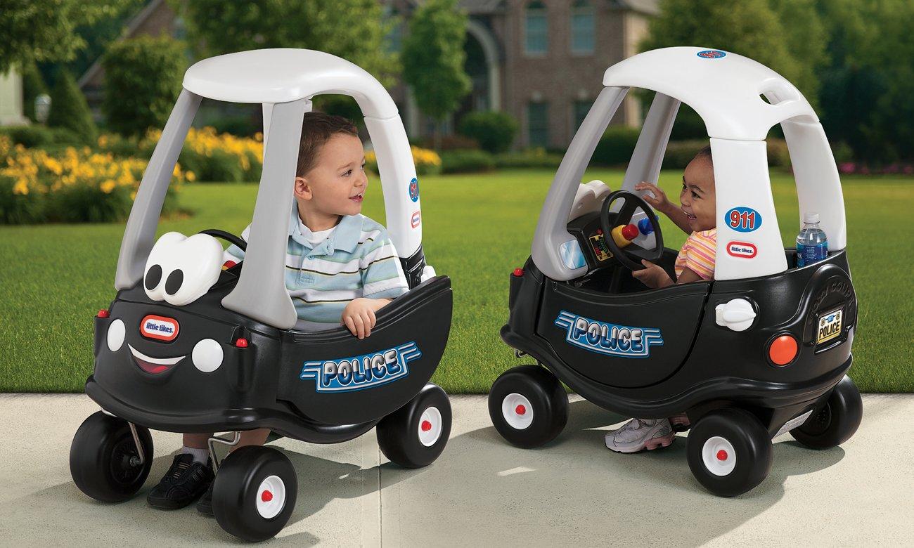 Little Tikes Jeździk Cozy Coupe Policja 0050743615795