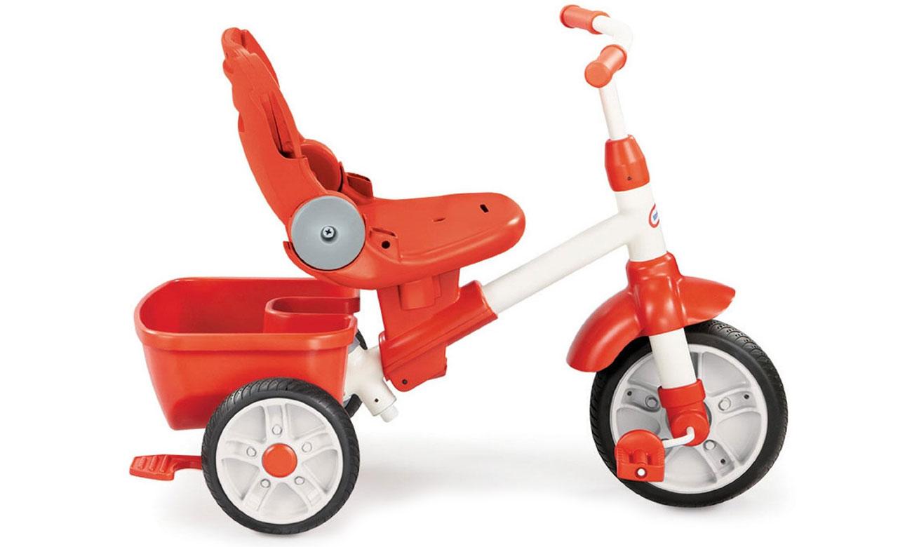 little tikes regulowany rowerek