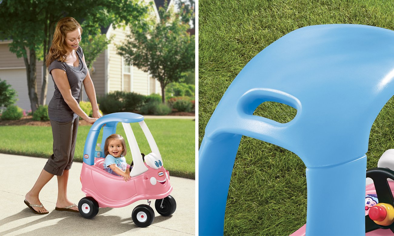 little tikes pojazd cozy coupe