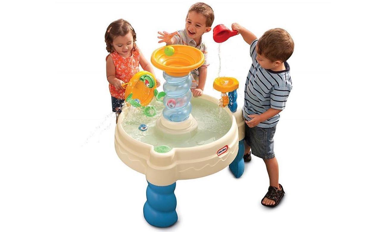 Spiralna fontanna od Little Tikes 50743173752