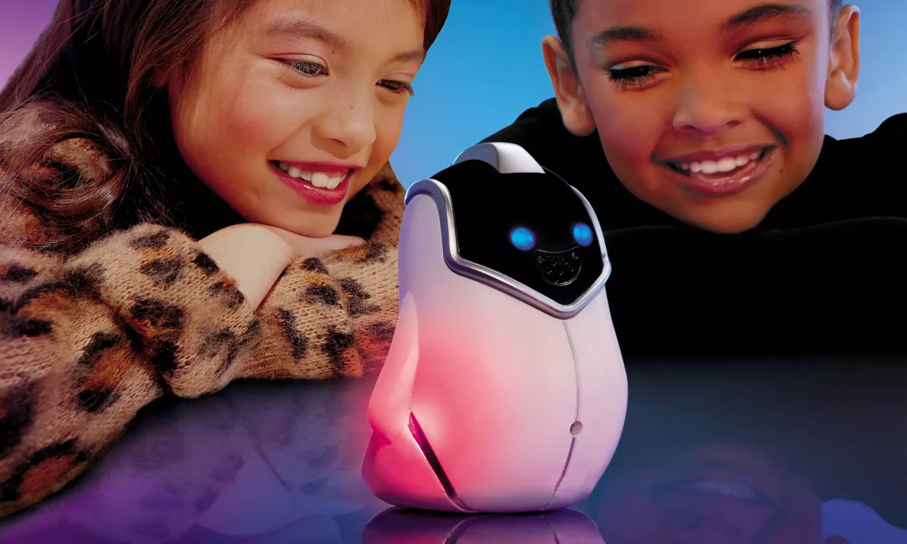 Little Tikes Tobi Friends robot Booper Chatter interaktywny przyjaciel