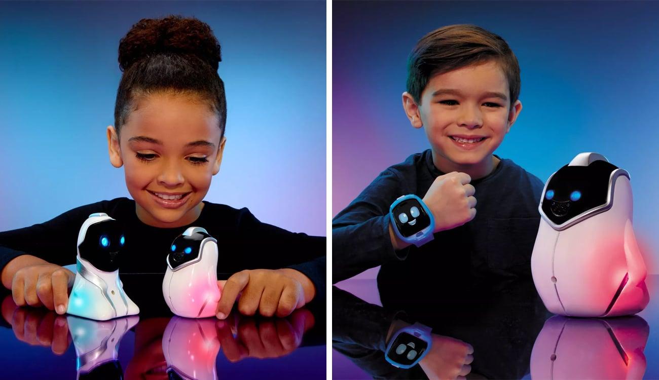 robot interaktywny dla dziecka