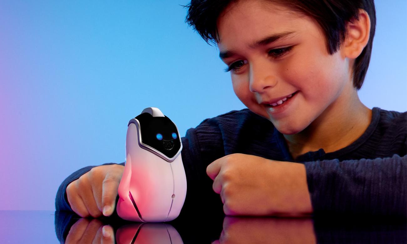 Little Tikes Tobi Friends robot Beeper interaktywny przyjaciel