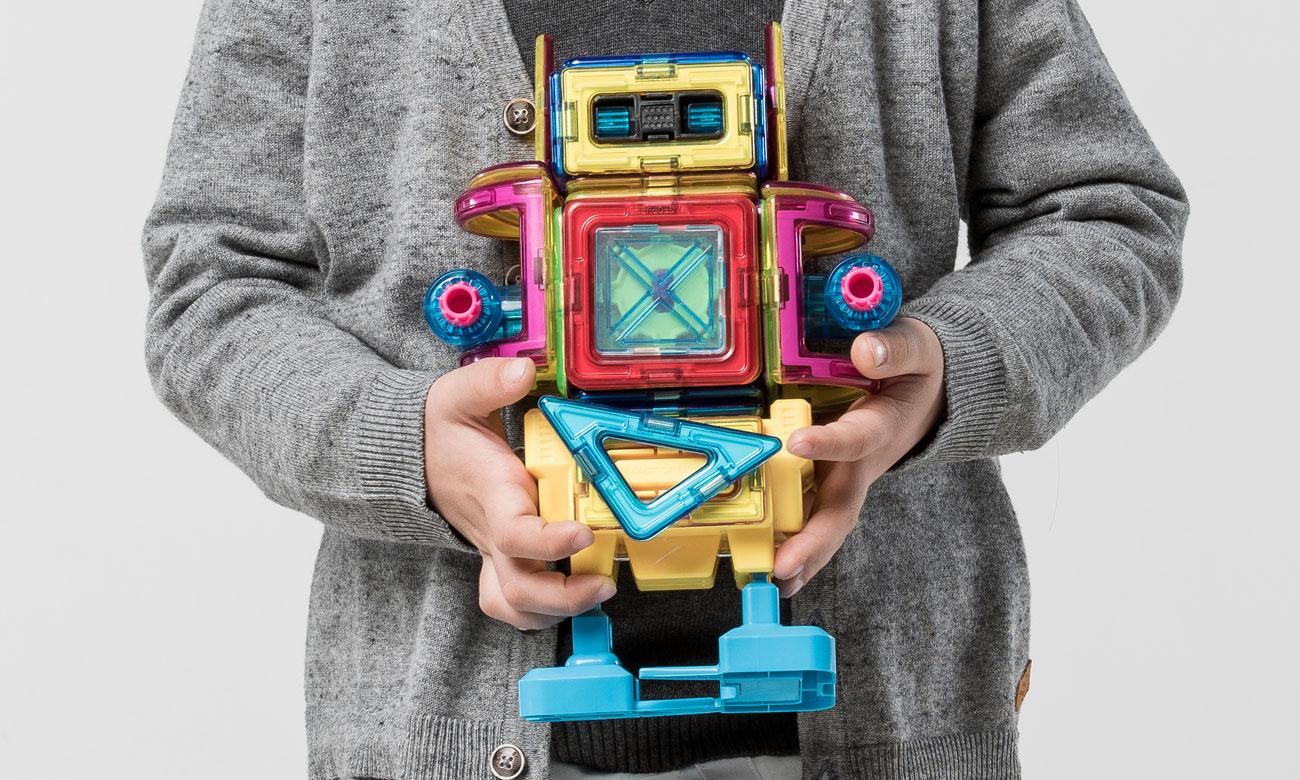 Klocki magnetyczne Magformers Walking Robot 63137