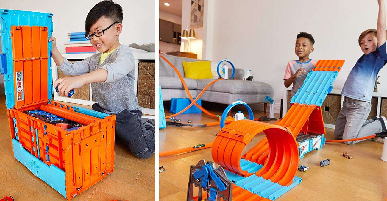 Hot Wheels Track Builder Mega Tor FTH77