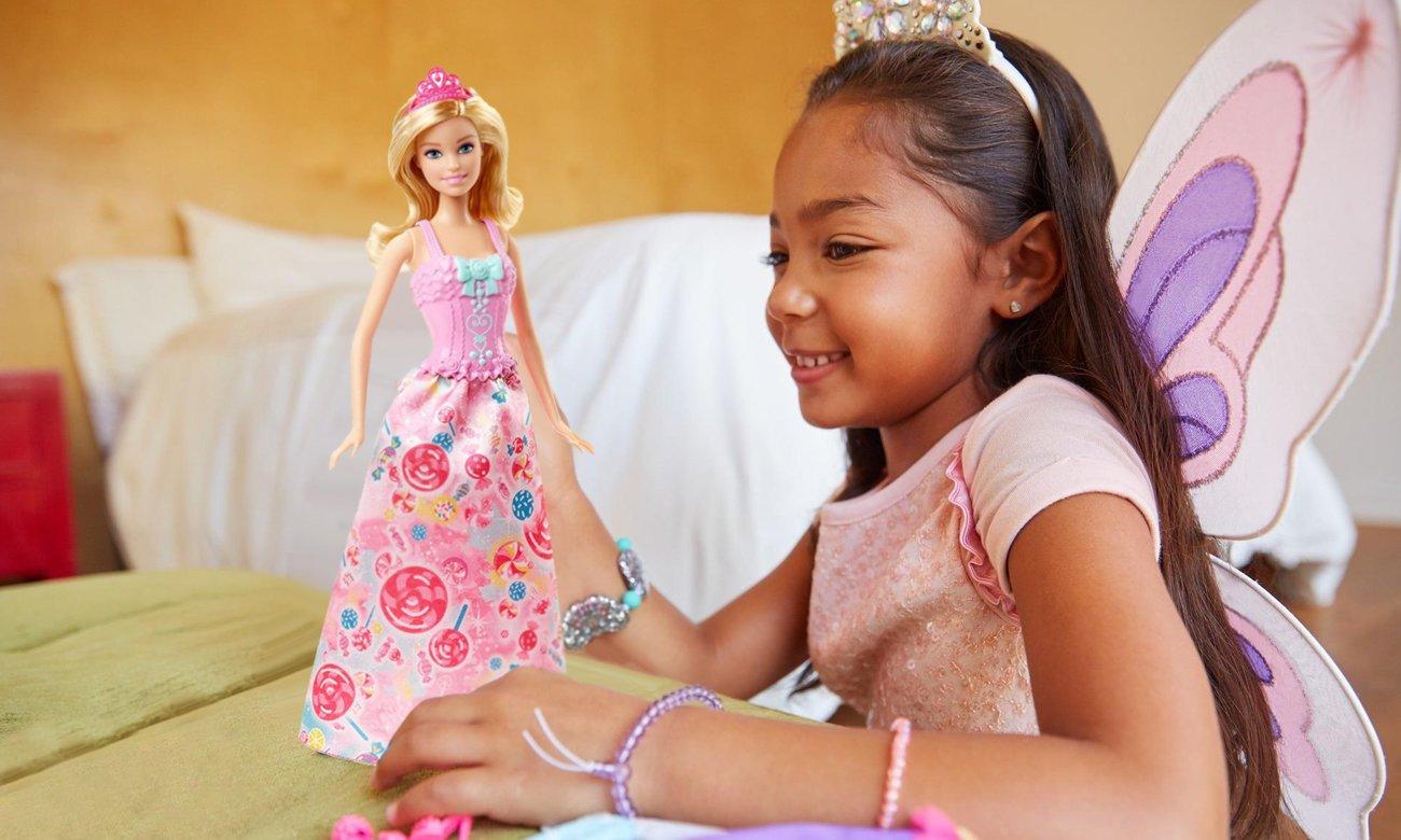 Mattel Barbie Baśniowy zestaw