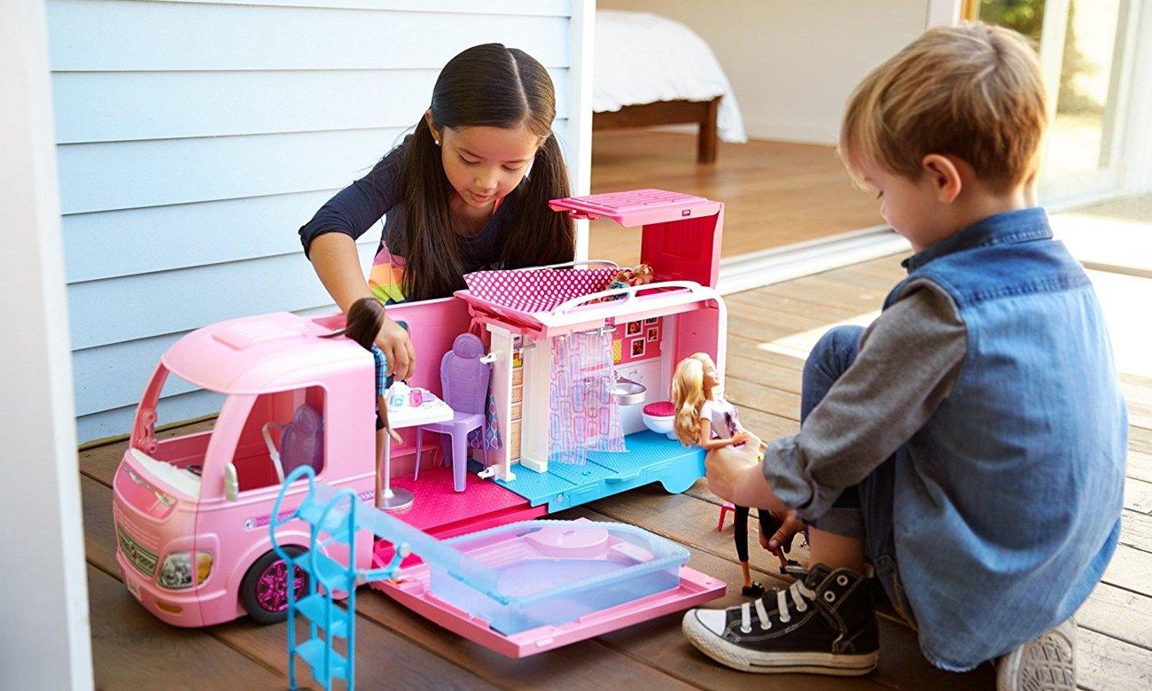 Mattel Barbie Wymarzony Kamper