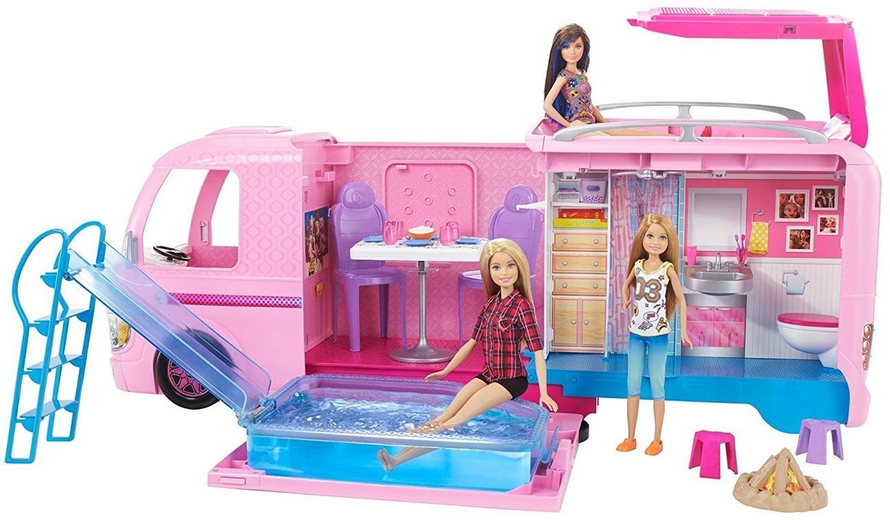 Barbie kamper