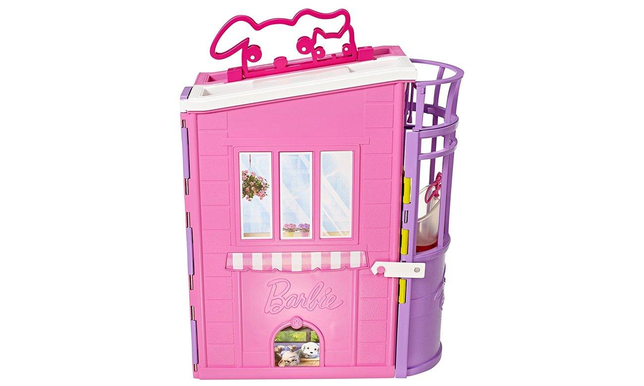 weterynarz składany domek dla lalek