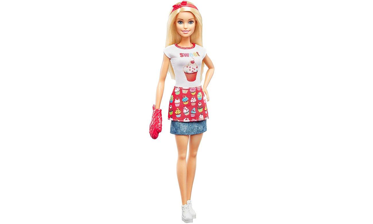 lalka barbie kucharka