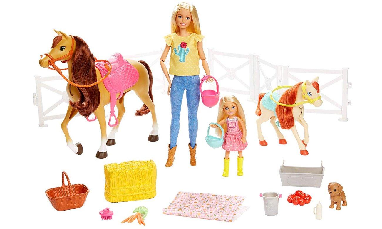 barbie FHX15