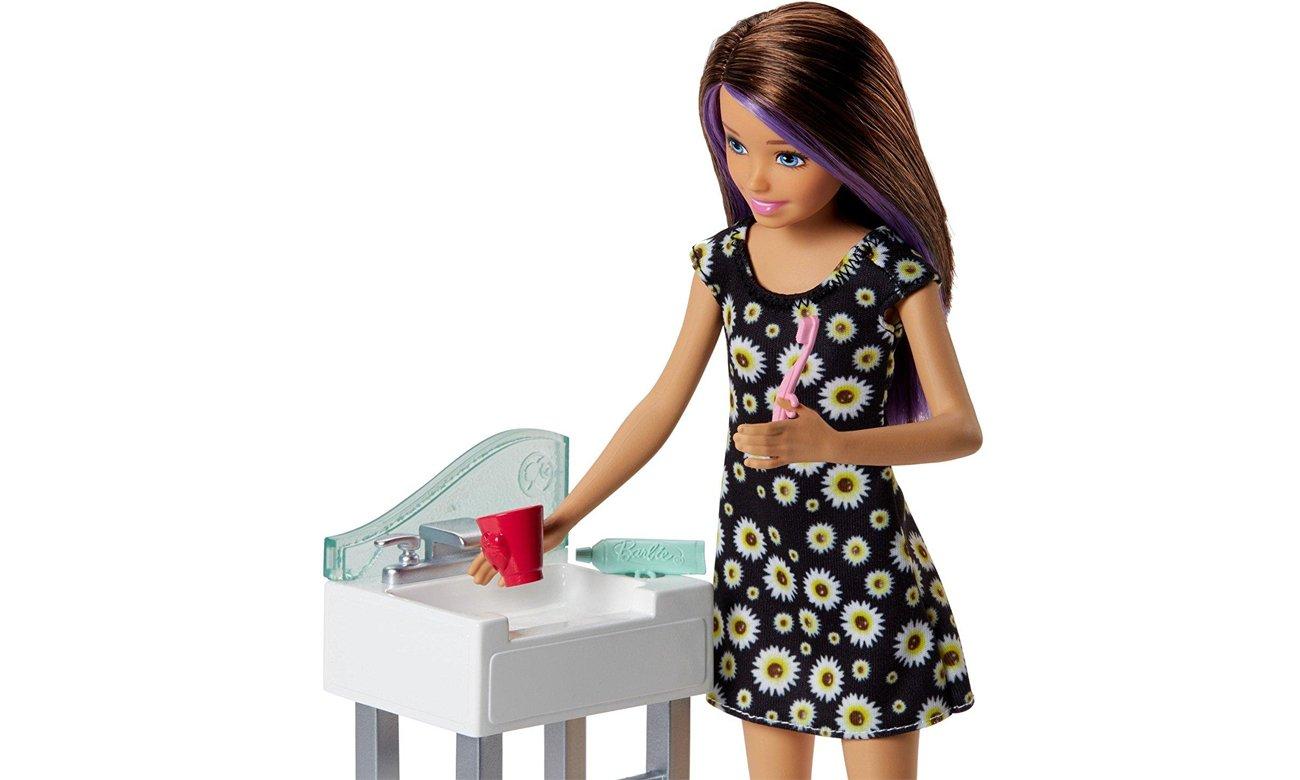 Mattel Barbie Skipper Zestaw Opiekunka z akcesoriami IV