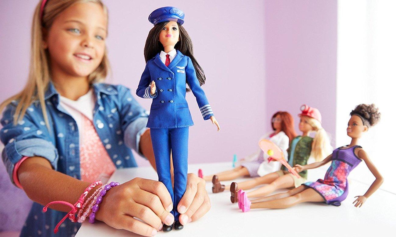 lalka barbie pilot