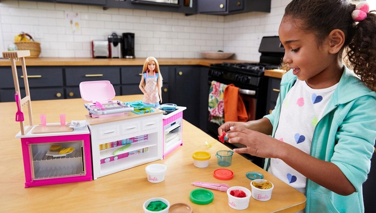 Barbie Idealna Kuchnia Lalki I Akcesoria Sklep Internetowy Al To