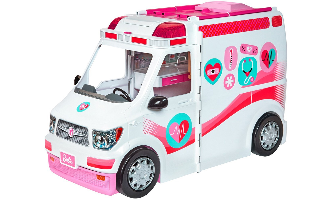 Mattel Barbie Karetka - Mobilna klinika
