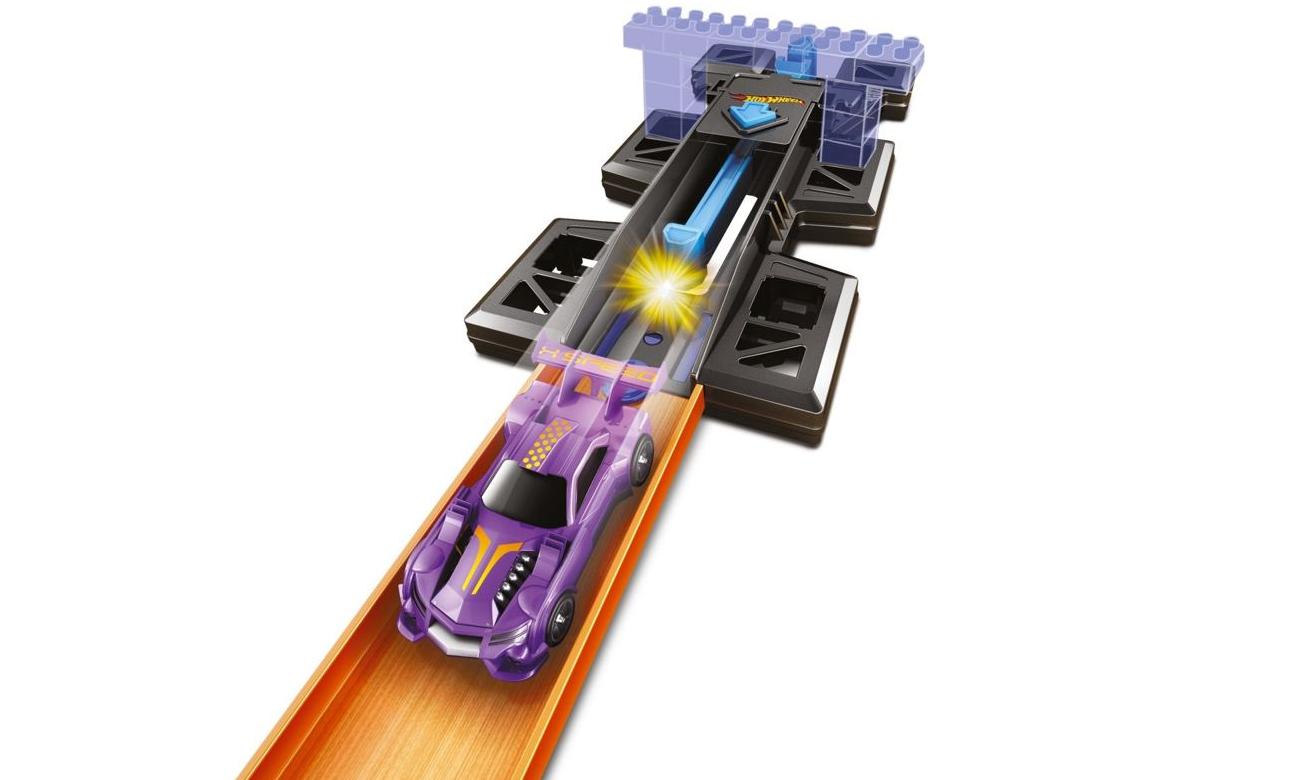 Mattel Hot Wheels Zestaw do rozbudowy Wyrzutnia