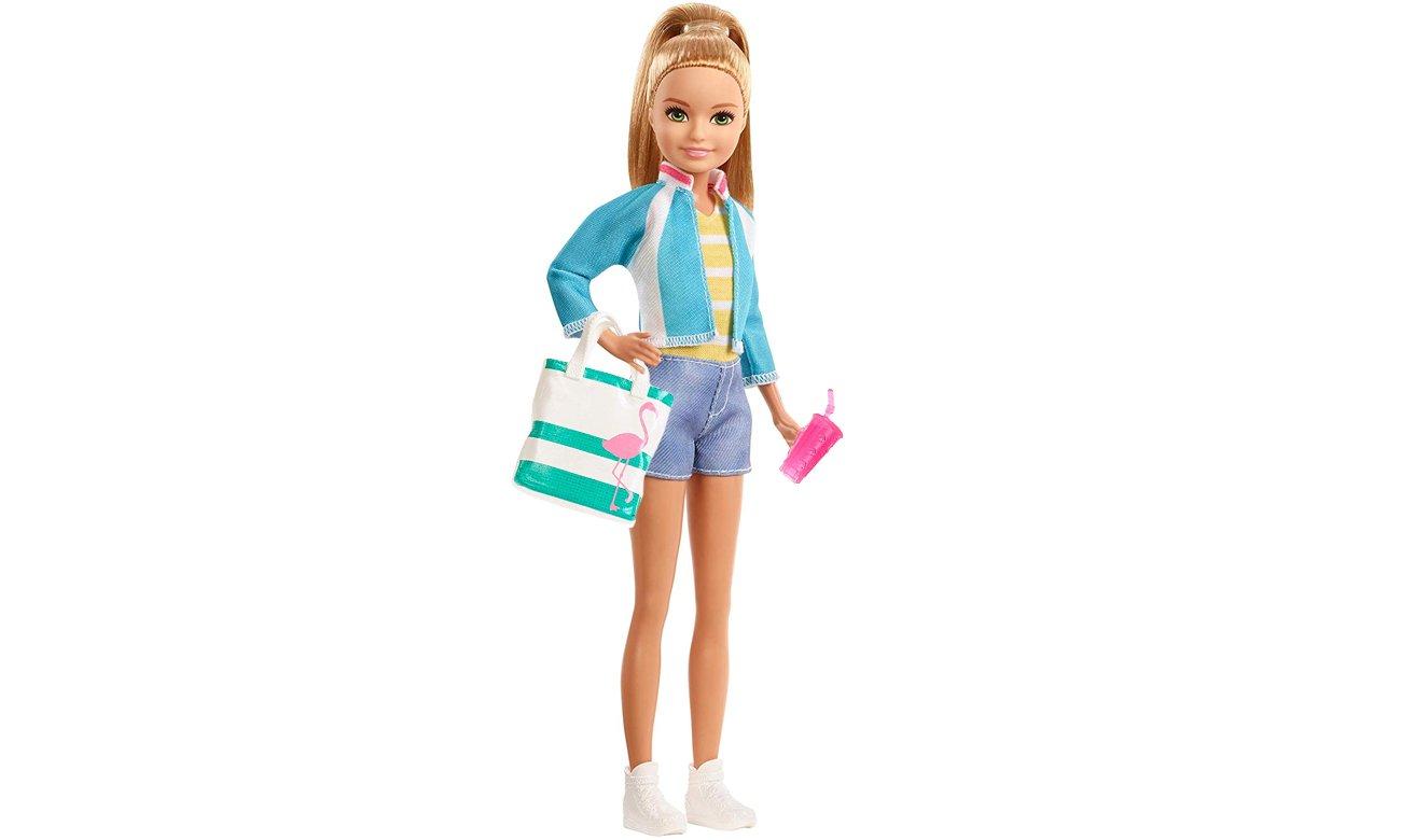 Mattel Barbie Stacie w podróży Lalka