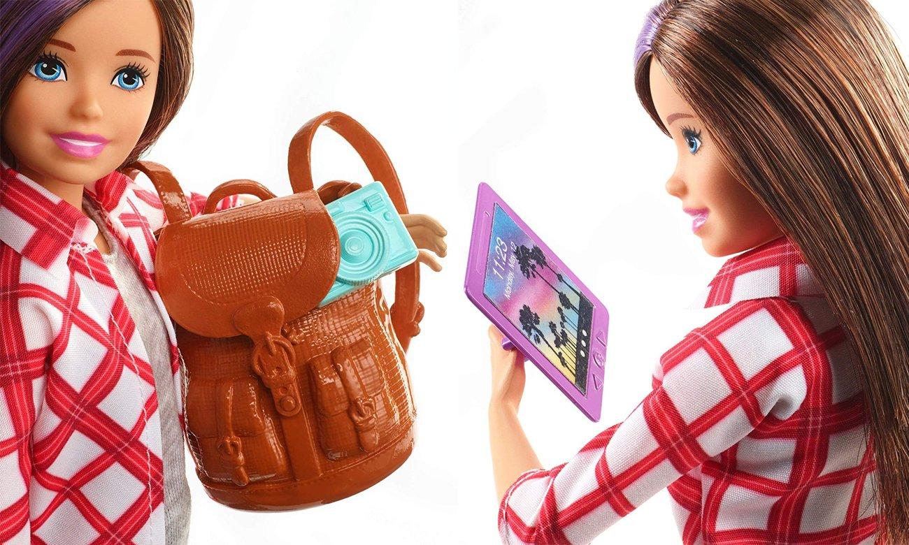 barbie lalka skipper