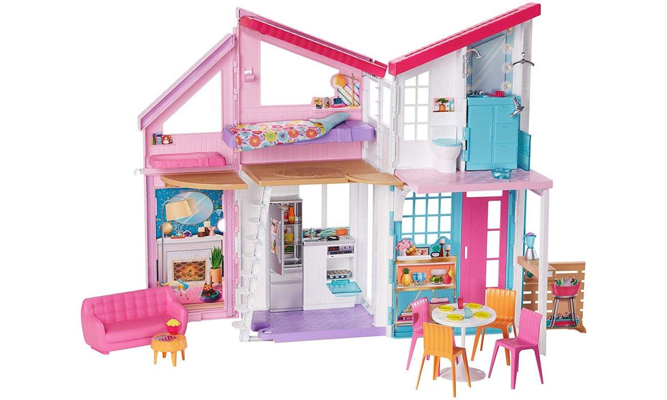 Mattel Barbie Domek Malibu